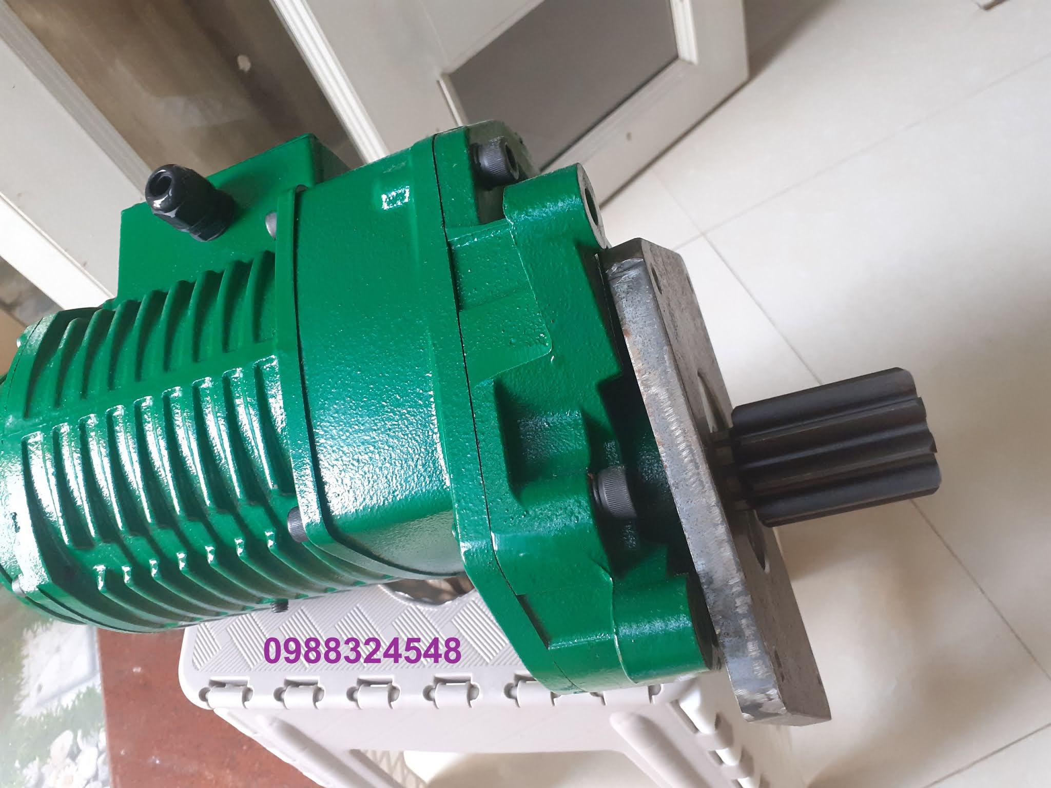 Motor dầm biên ITS CH-H-100 0.75 Kw x 4P