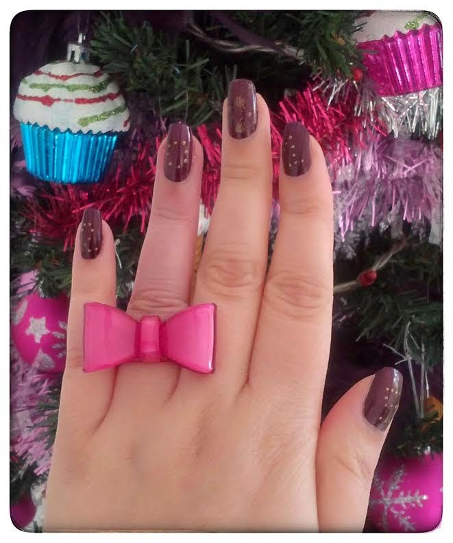 Nailart : Happy New Year !!
