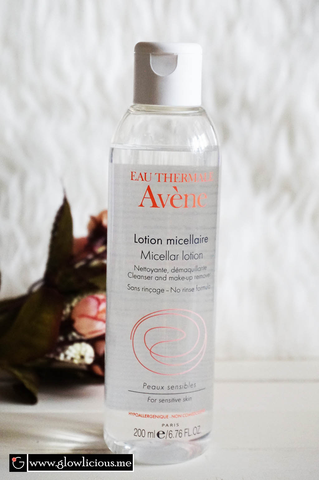 Avene Micellar Lotion Review S And Photos Glowlicious Me