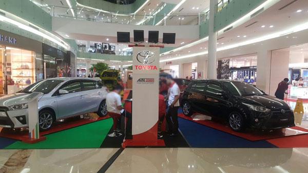 Pameran Toyota Surabaya
