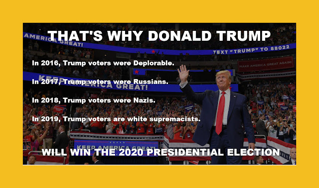 Memes: THAT'S WHY DONALD TRUMP WILL WIN THE 2020 PRESIDENTIAL ELECTION