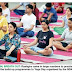 Raahgirs turn yogis this Sunday on 12 june 2016 connaught place delhi