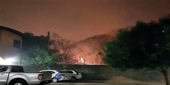 Piauí registrou 500 focos de incêndios em nove dias