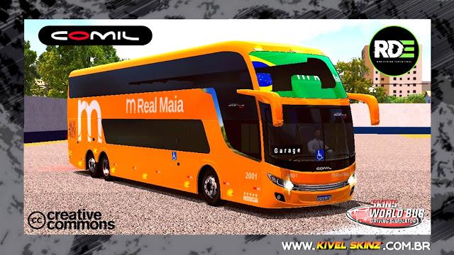 COMIL CAMPIONE INVICTUS DD - REAL MAIA