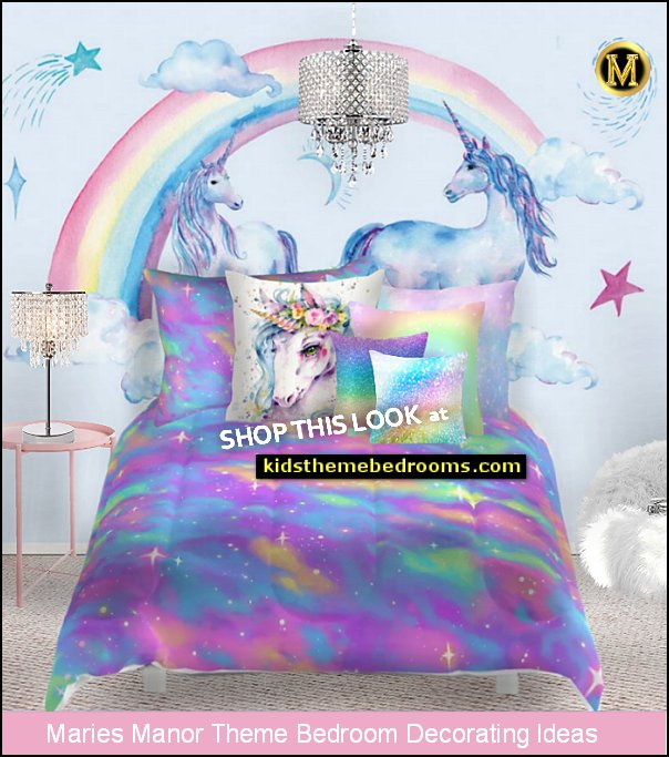 unicorn bedding unicorn pillows unicorn comforter unicorn wall decals unicorn bedroom ideas