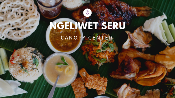 Ngeliwet Seru di Canopy Center