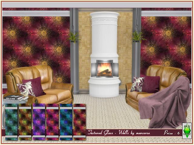 Стены с панельным покрытием для Sims 4 со ссылкой для скачивания