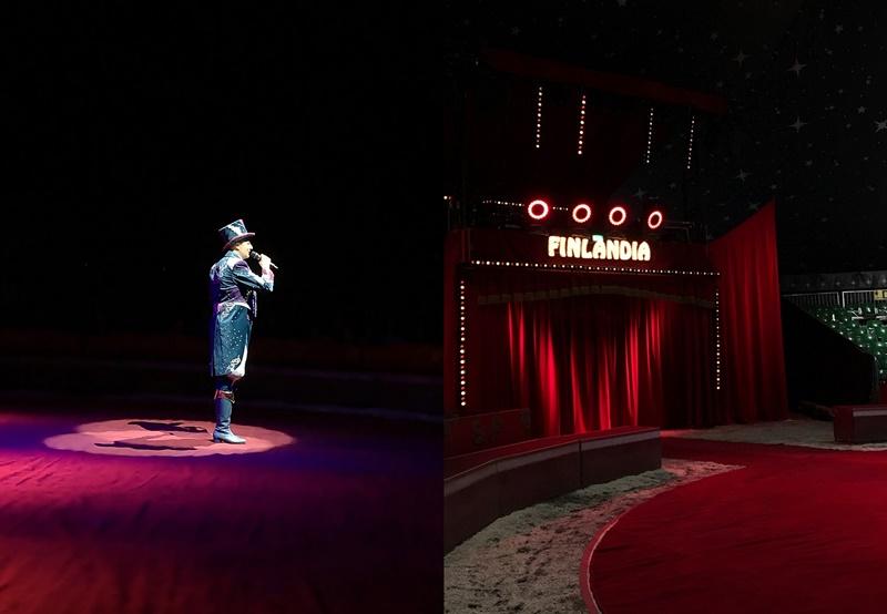 la dolce vita blogi sirkus finlandia