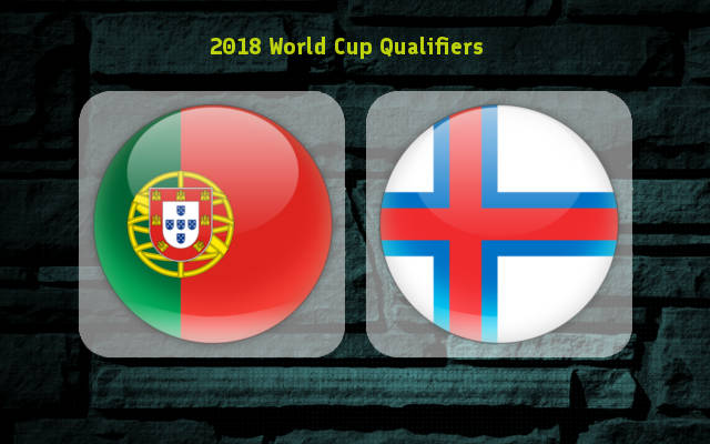 Portugal vs Faroe Islands Full Match & Highlights 31 August 2017