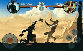 تحميل لعبة shadow fight 2 مهكرة للاندرويد apk