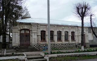 Бобринець. Вул. Миколаївська, 47. Колишня ратуша. Центр дозвілля молоді.