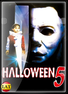 Halloween 5: La Venganza de Michael Myers (1989) DVDRIP LATINO