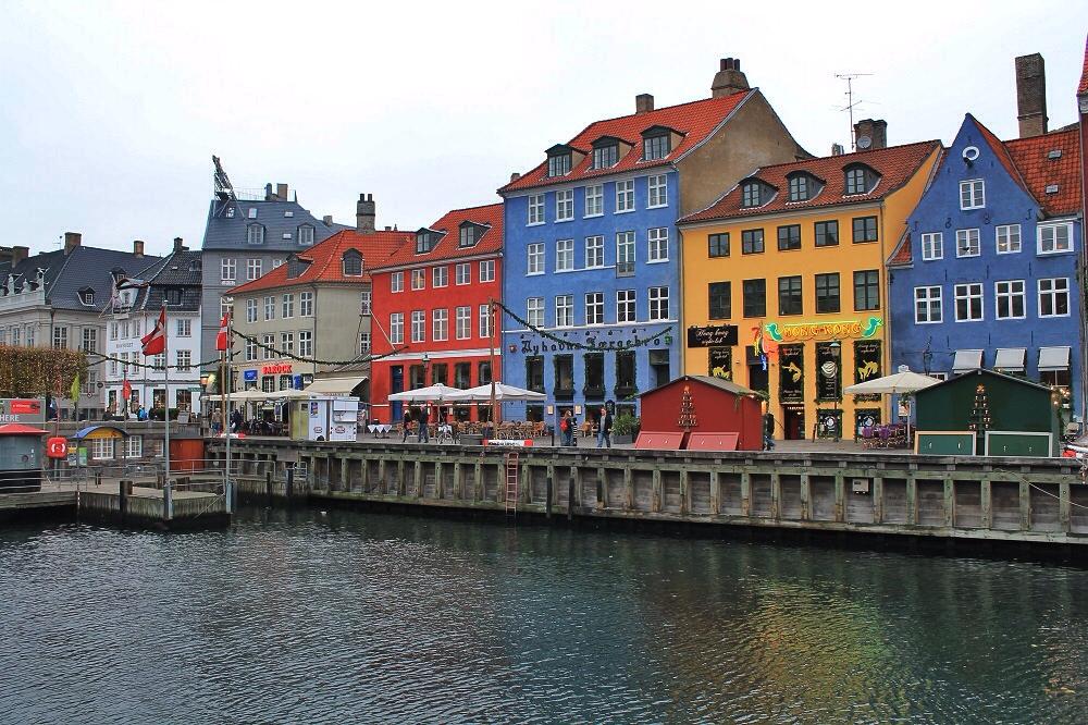 canale nyhavn copenhagen