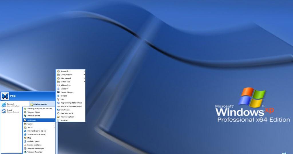 Windows Xp Professional 64 Bit Iso Free Download Sp3