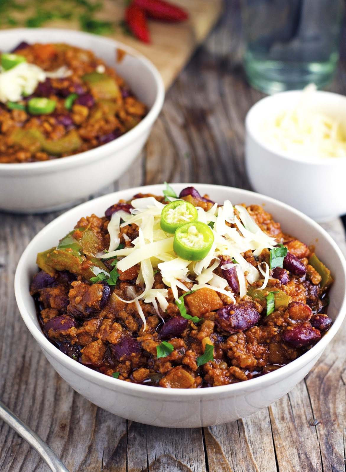 New Year's Eve Beef Chili