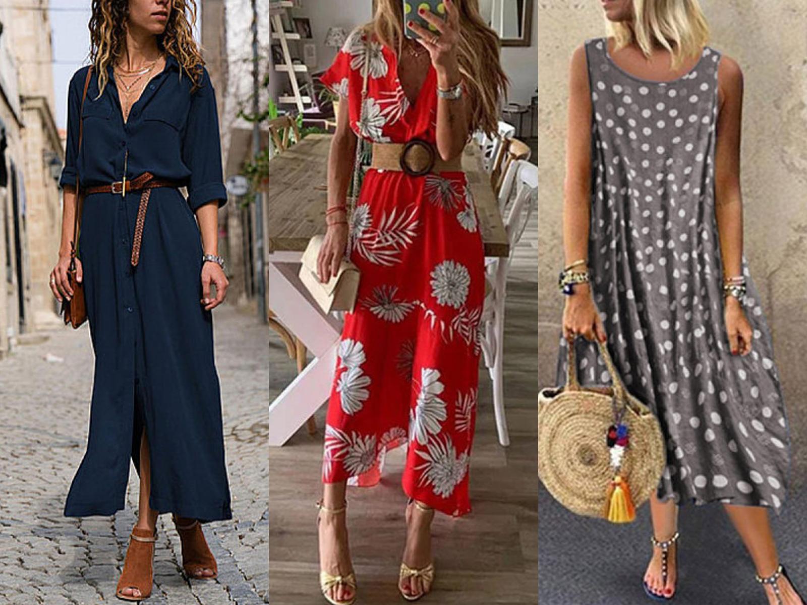 Dicas de vestidos para o Verão