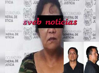 """""""Cae"""" la hermana de Miguel Ángel Treviño el """"Z 40"""" ex-lider de """"Los Zetas"""""""