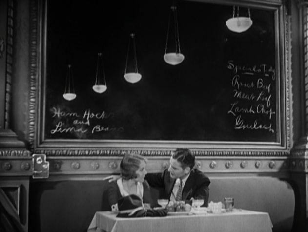 Hayes and Colman in Arrowsmith (1931)
