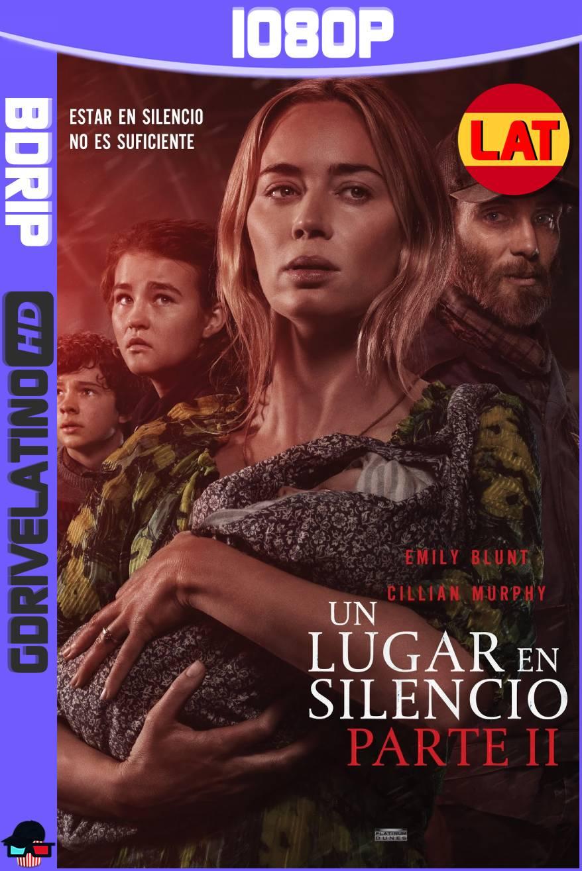 Un Lugar En Silencio Parte II (2021) BDRip 1080p Latino-Ingles MKV