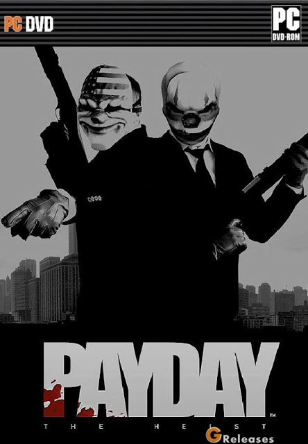 Payday The Heist GAME For PC FREE DOWNLOAD FULL Ripped And Cracked 100% Working