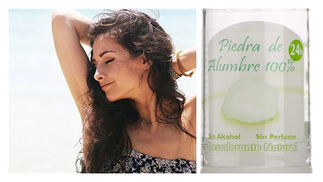 Alternativas para preparar un desodorante casero para las axilas sin aluminio ni químicos dañinos.