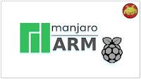 Manjaro ARM (aarch64 ARMv8) su Raspberry Pi 3 (3B e 3B+)