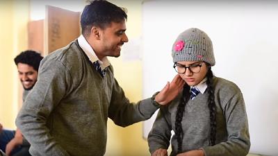Behan bhai ki school life amit bhadana ki comedy video
