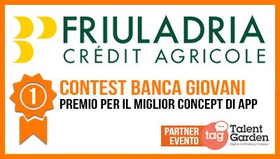 PN@Punti Officina Meningi contest Friuladria Talent Garden Pordenone