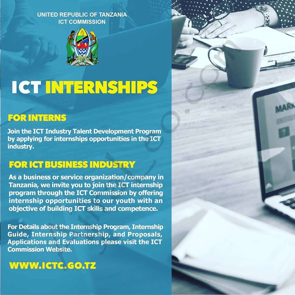 New Government Internships Opportunities at ICT Commission