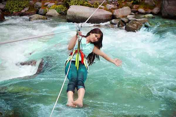 Adventure activities in Manali
