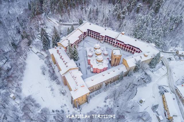 El monasterio de Rila Vladislav Terziiski