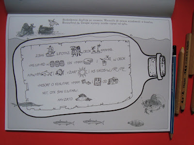 Statki, blok rysunkowy, zadania dla dzieci przedszkolnych, zadania dla dzieci szkolnych
