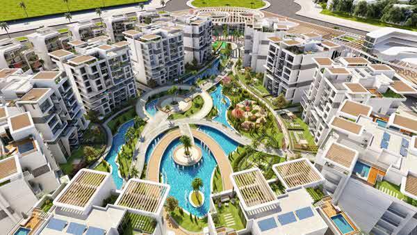 كمبوندات سكنية متميزة في العاصمة الادارية