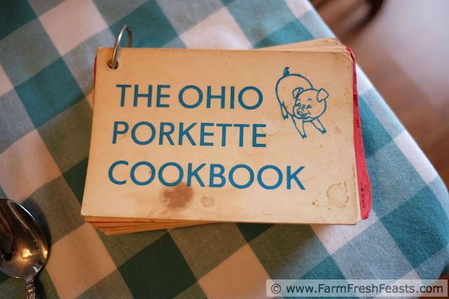 the Ohio Porkette Cookbook