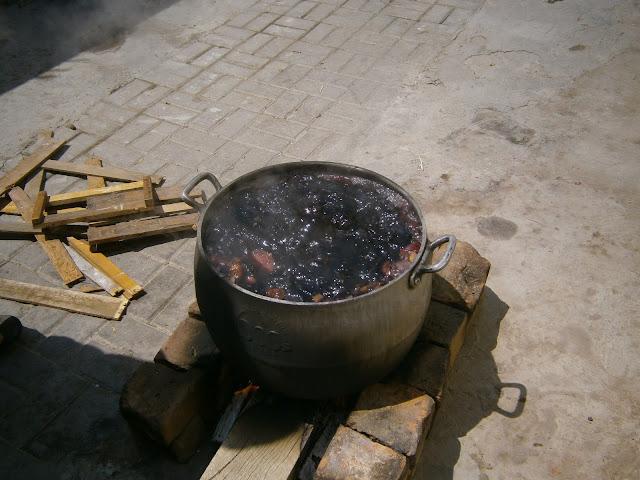 receta peruana de mazamorra morada