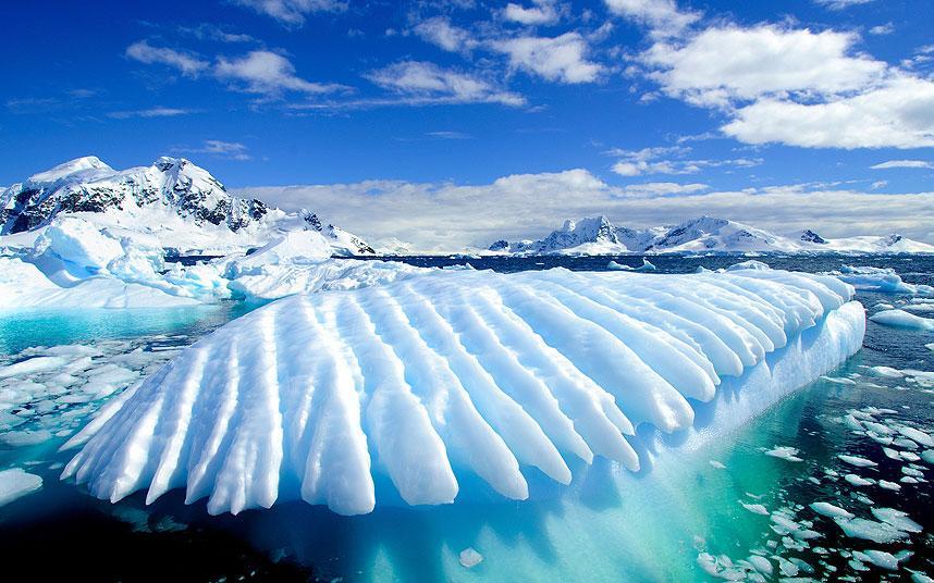 Самые интересные места Антарктиды