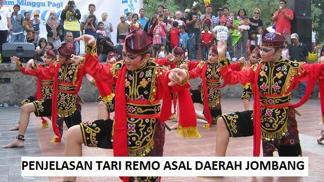 Tari Remo Tarian Asal Daerah Jombang - Jawa Timur
