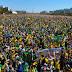 Exército PATRIOTA encheu as ruas de várias cidades do Brasil pelo voto auditável