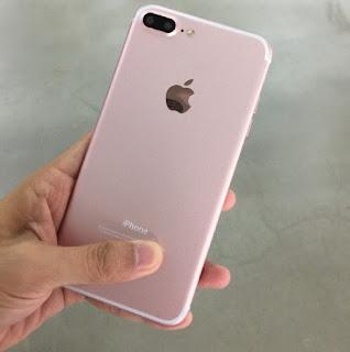 Dugaan Bocoran iPhone 7 Plus Rose Gold, dengan Setup Dua Kamera Belakang