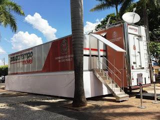 Unidade do Poupatempo Móvel fica no bairro Jaraguá até o dia 10 de dezembro de 2016