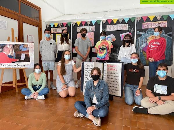 El Ayuntamiento capitalino felicita al IES Luis Cobiella por el premio Iniciativas de Educación Patrimonial de Canarias