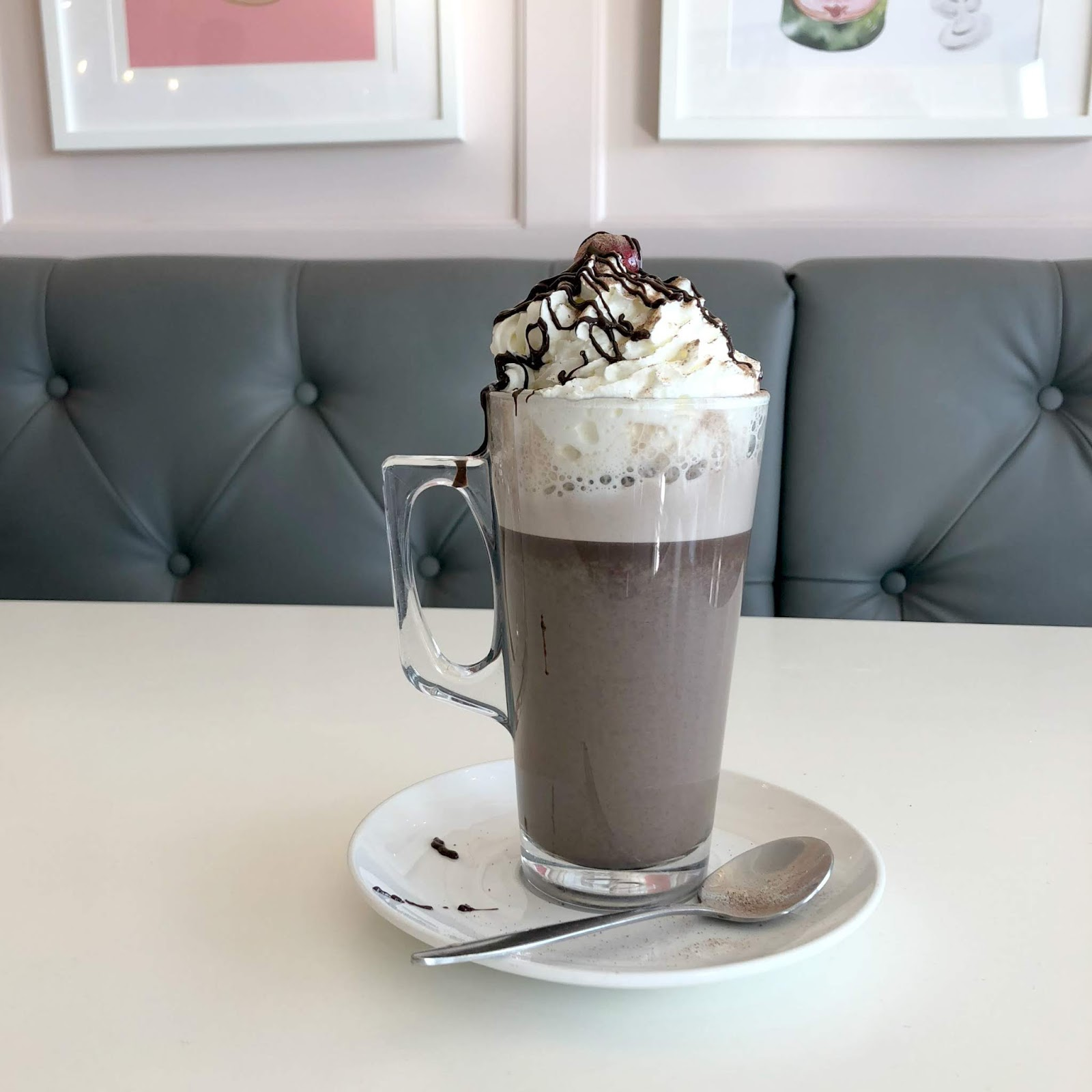 Best Hot Chocolate North East - Love Lily