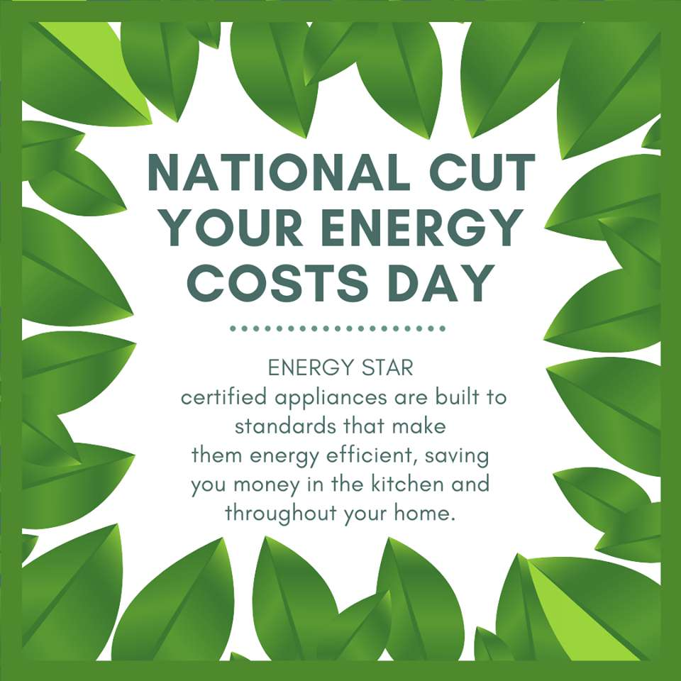 National Cut Your Energy Costs Day Wishes for Instagram