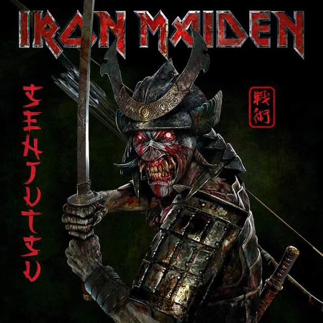 """Ο δίσκος των Iron Maiden """"Senjutsu"""""""