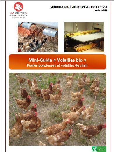 Mini-Guide « Volailles bio »Poules pondeuses et volailles de chair - WWW.VETBOOKSTORE.COM