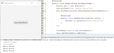 Cara Membuat Interface Aplikasi Pada JavaFx 1