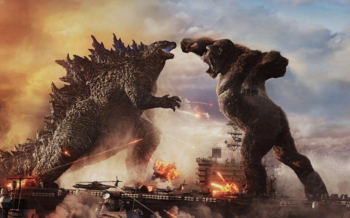 película Godzilla vs. Kong