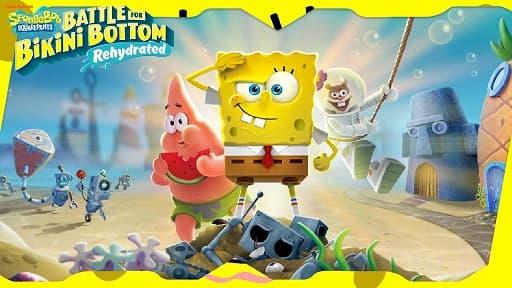 تحميل لعبة SpongeBob BFBB مهكرة للاندرويد اخر اصدار