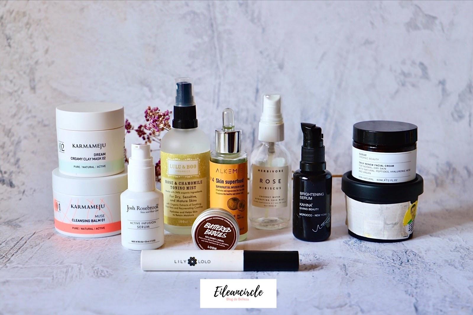 Productos terminados, productos acabados, cosmética, cosmética nicho, cosmética natural