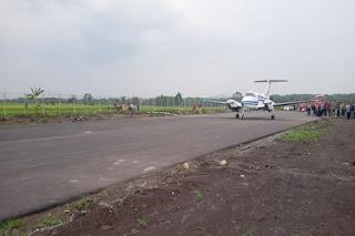 Bandara Akan Diresmikan Presiden, Bupati Harap Ada Penerbangan